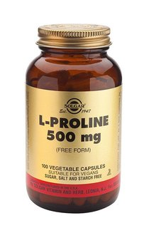 L proline 500 solgar large