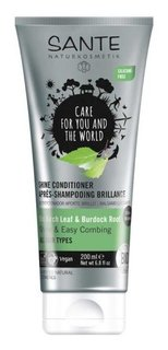 Shampoo brilliant care 200ml sante