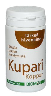Kupari biomed