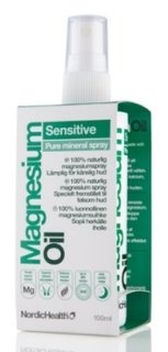 Magnesium oil sensitive