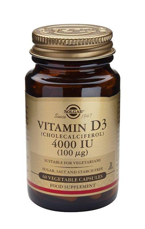 D Vitamiini Tarve