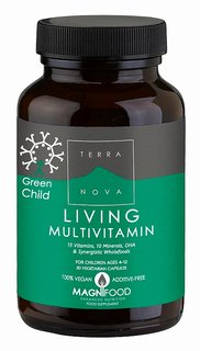Green child multivitamin tn
