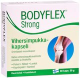 Bodyflex strong vihersimpukka large