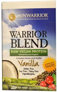 Warrior blend vanilla large