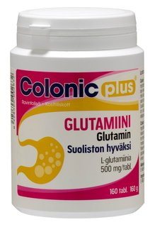 Colonic plus glutamiini ht large